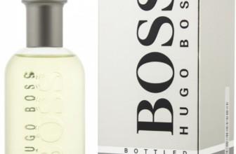 Hugo Boss No. 6  – Populárna voda po holení s klasickou pánskou vôňou pre správnych mužov